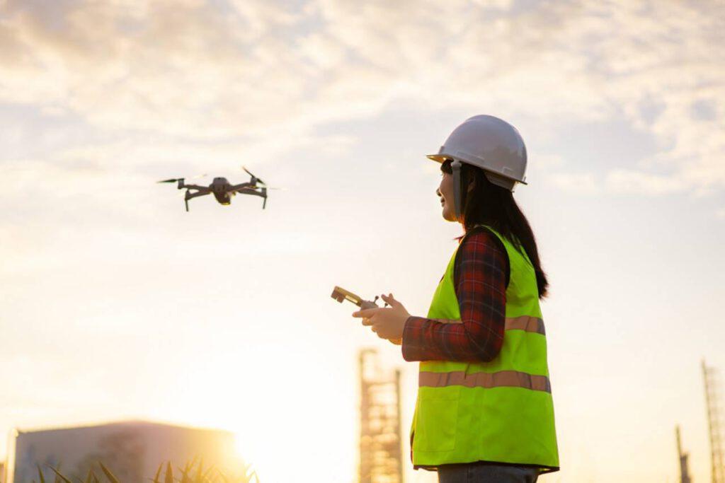 servicio de grabacion con dron, certificado AESA, al mejor precio